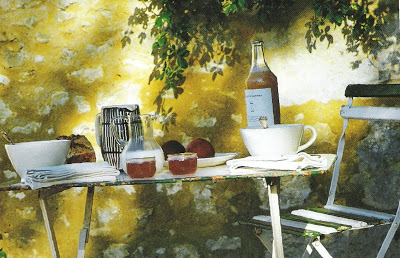 Cote Ouest, Aout-Sept2003, outdoor living spaces as seen on linenlavenderlife com