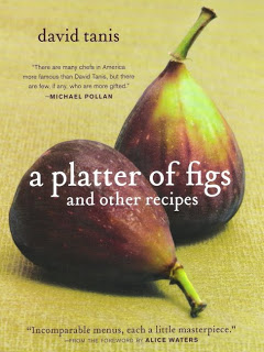 a platter of figs and other recipes, David Tanis, goat cheese 001 as seen on linenlavenderlife com
