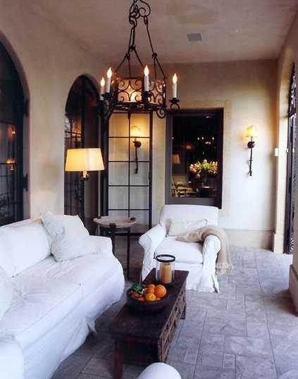 Terrace by Laurie Steichen - as seen on linenlavenderlife com