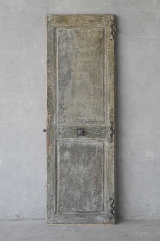 10893-51_1 19th c. Door from a Provençal Maison de Ville via Chateau Domingue as seen on linenlavenderlife.com